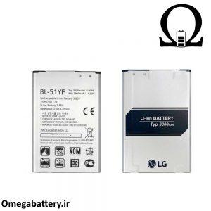 قیمت خرید باتری اصلی گوشی ال جی LG G4 Stylus (BL-51YF) 2
