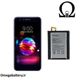 قیمت خرید باتری اصلی گوشی ال جی LG K10 (2018) 2