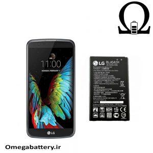 قیمت خرید باتری اصلی گوشی ال جی LG K10-BL-45A1H