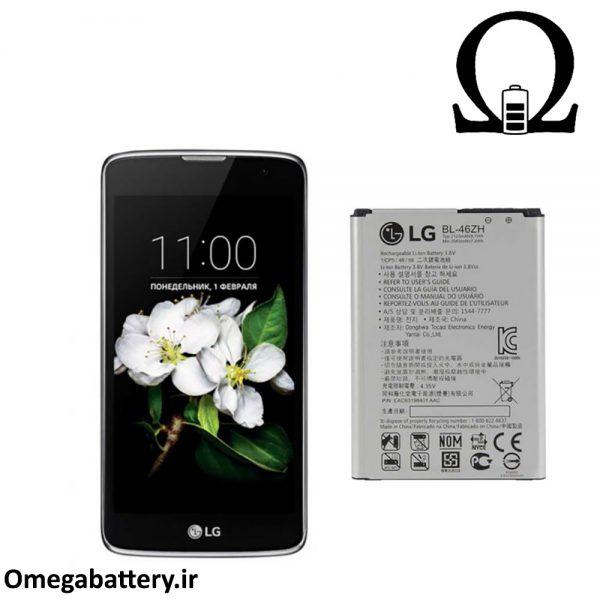 قیمت خرید باتری اصلی گوشی ال جی LG K7 (BL-46ZH) 1