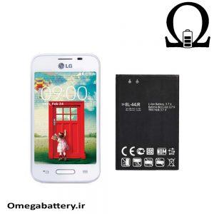 قیمت خرید باتری اصلی گوشی ال جی LG L40-D160-BL-44JR