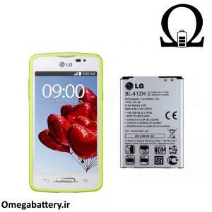 قیمت خرید باتری اصلی گوشی ال جی LG L50 (BL-41ZH) 1