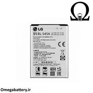 قیمت خرید باتری اصلی گوشی ال جی LG Magna (BL-54SH) 2