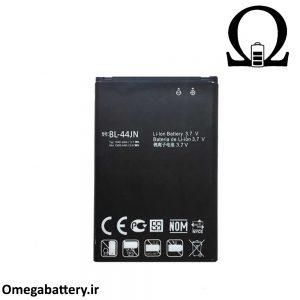 قیمت خرید باتری اصلی گوشی ال جی LG Optimus Black P970 (BL-44JN) 2