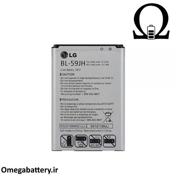 قیمت خرید باتری اصلی گوشی ال جی LG Optimus F3 (BL-59JH) 2