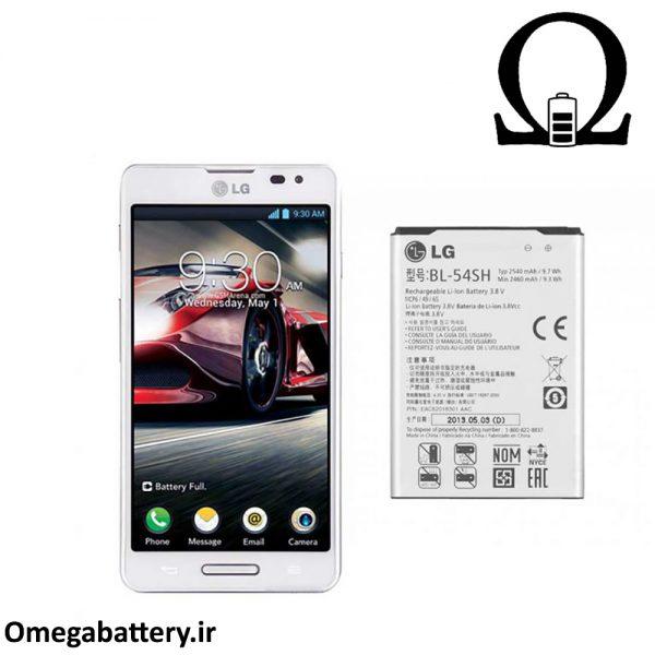 قیمت خرید باتری اصلی گوشی ال جی LG Optimus F7 (BL-54SH) 1