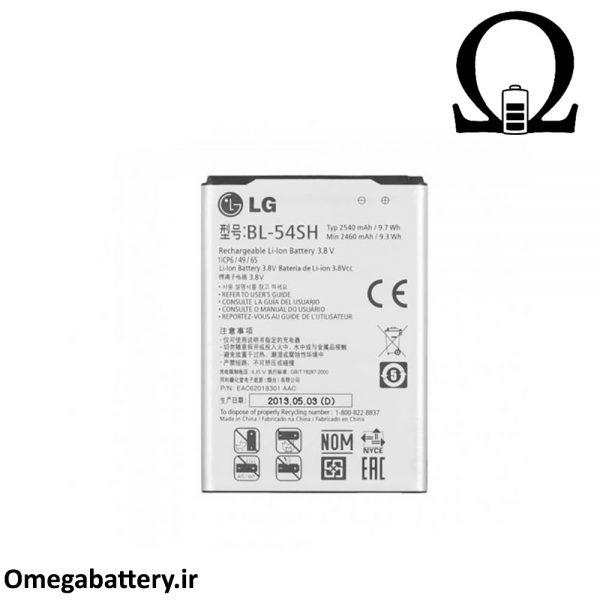 قیمت خرید باتری اصلی گوشی ال جی LG Optimus F7 (BL-54SH) 2