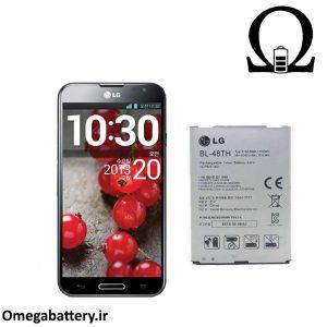 قیمت خرید باتری اصلی گوشی ال جی LG Optimus G Pro-E985 (BL-48TH) 1