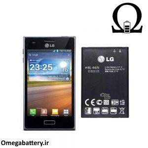 قیمت خرید باتری اصلی گوشی ال جی LG Optimus L7- P700 (BL-44JN) 1