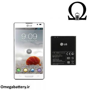 قیمت خرید باتری اصلی گوشی ال جی LG Optimus L9-P760 (BL-53QH) 1
