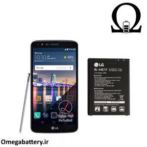 قیمت خرید باتری اصلی گوشی ال جی LG Stylus 3 (BL-44E1F) 1