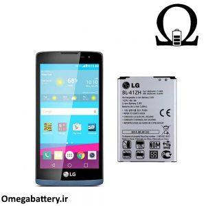 قیمت خرید باتری اصلی گوشی ال جی LG Tribute 2 (BL-41ZH) 1