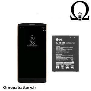 قیمت خرید باتری اصلی گوشی ال جی LG V10-BL-45B1F
