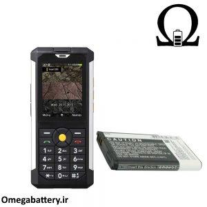 قیمت خرید باتری اصلی گوشی Cat B100 1