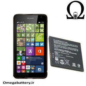 قیمت خرید باتری اصلی Microsoft Lumia 535 – BL-L4A 1