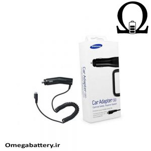 قیمت خرید شارژر فندکی سامسونگ Samsung Car Adapter ETA-U16CBE