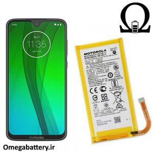 قیمت خرید باتری اصلی موتورولا Motorola Moto G7