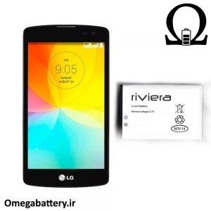 قیمت خرید باتری اصلی ال جی LG G2 Lite