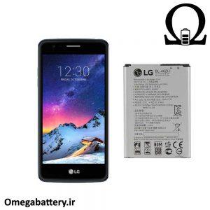 قیمت خرید باتری اصلی گوشی ال جی LG K8 - BL-46ZH