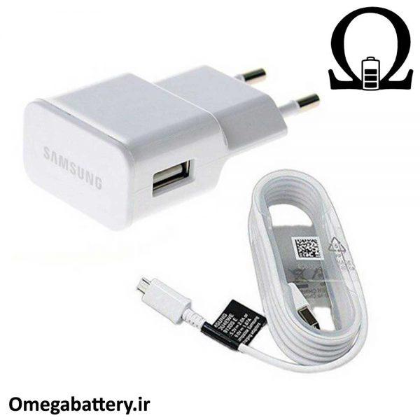 قیمت خرید شارژر، کابل شارژ و آداپتور اصلی سامسونگ Samsung Galaxy S3 mini I8190