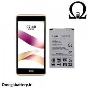 قیمت خرید باتری اصلی ال جی LG X Skin