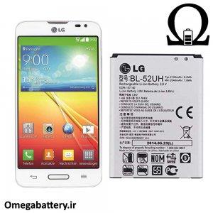 قیمت خرید باتری اصلی گوشی ال جی LG L70 D320N - BL-52UH