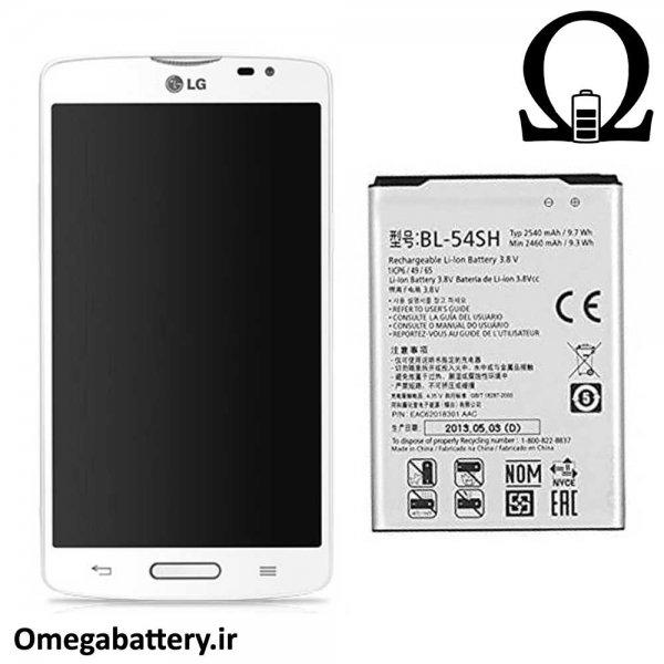 قیمت خرید باتری اصلی گوشی ال جی LG L80 - BL-54SH