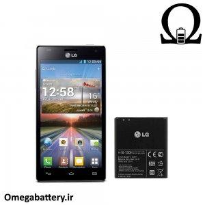 قیمت خرید باتری اصلی گوشی ال جی LG Optimus 4X HD P880 – BL-53QH