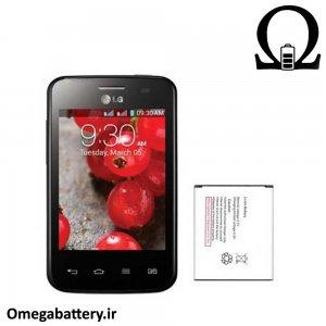 قیمت خرید باتری اصلی گوشی ال جی LG Optimus L2 II E435