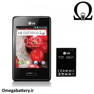 قیمت خرید باتری اصلی گوشی ال جی LG Optimus L3 ii E430 – BL-44JN