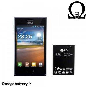 قیمت خرید باتری اصلی گوشی ال جی LG Optimus L5 E610 – BL-44JN