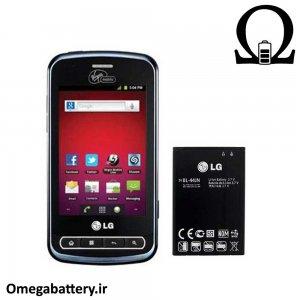 قیمت خرید باتری اصلی گوشی ال جی LG Optimus Slider – BL-44JN
