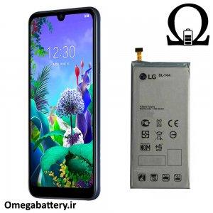 قیمت خرید باتری اصلی گوشی ال جی LG Q60 - BL-T44
