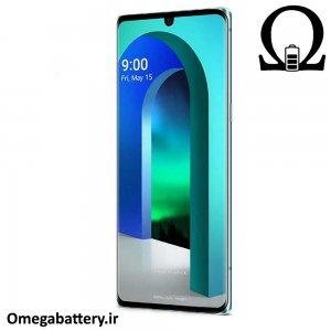 قیمت خرید باتری اصلی گوشی ال جی LG Velvet 5G