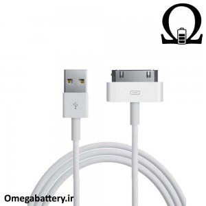 قیمت خرید کابل شارژ اصلی Apple iPhone 4 & 4S