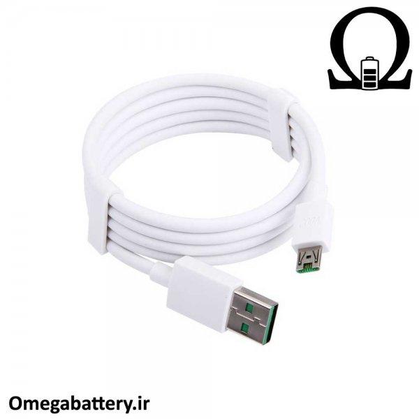 قیمت خرید کابل اصلی فست شارژ میکرو اُپو OPPO micro USB Fast Charger