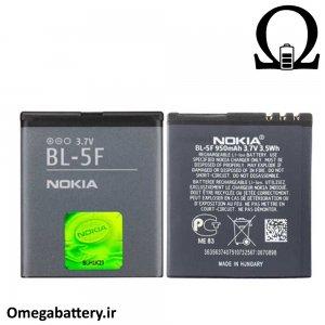 قیمت خرید باتری اصلی گوشی نوکیا NOKIA BL-5F