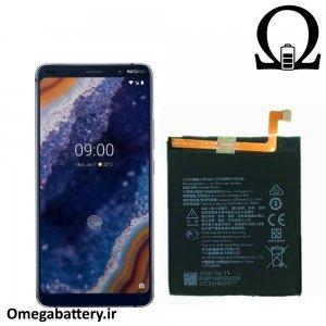 قیمت خرید باتری اصلی نوکیا Nokia 9 PureView - HE354